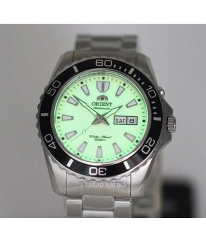 Orient Diver\'s 200 m Automatic New OREM75005R king size หน้าปัดเรืองแสง
