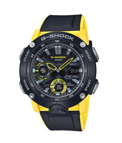 นาฬิกา CASIO G-Shock Carbon Core Guard GA-2000-1A9DR (ประกัน CMG)