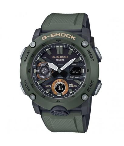นาฬิกา CASIO G-Shock Carbon Core Guard GA-2000-3ADR (ประกัน CMG)