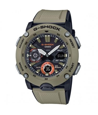 นาฬิกา CASIO G-Shock Carbon Core Guard GA-2000-5ADR (ประกัน CMG)