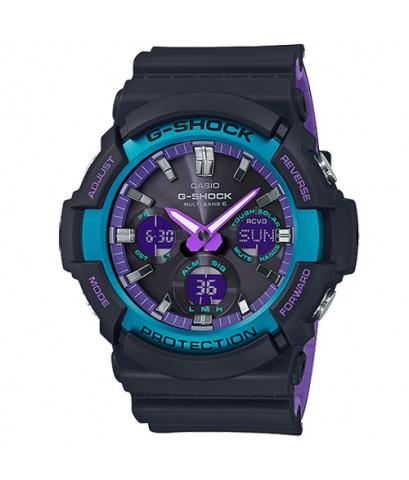 นาฬิกา CASIO G-Shock Tough Solar GAS-100BL-1ADR (ประกัน CMG)