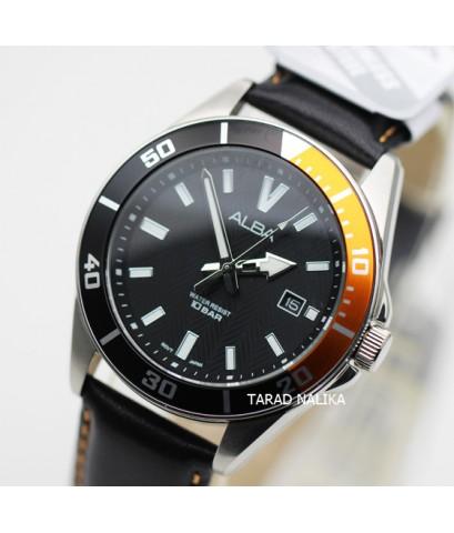 นาฬิกา ALBA Smart gent AG8J41X1 สายหนัง