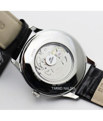 นาฬิกา Orient Automatic Semi skeleton สายหนัง ORAG00003B