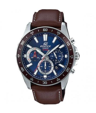 นาฬิกา CASIO Edifice chronograph EFV-570L-2AVUDF(ประกัน cmg)