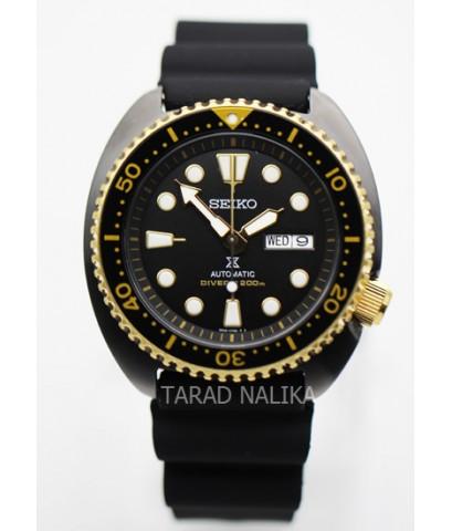 นาฬิกา SEIKO Turtle Black Gold SRPD46K1 Asia Special Edition