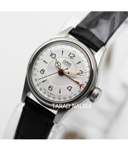 นาฬิกา ORIS  Big Crown Pointer date original Lady 59476954061 สายหนัง