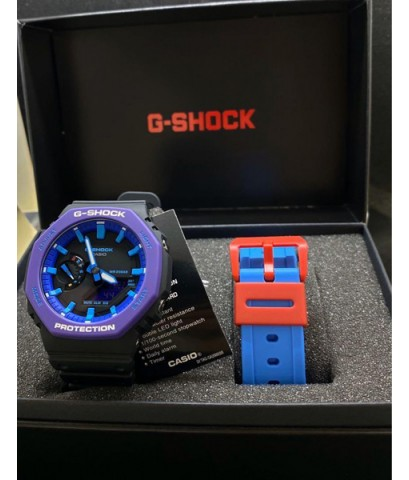 นาฬิกา CASIO G-Shock Carbon Core Guard GA-2100THS-1ADR (ประกัน CMG)