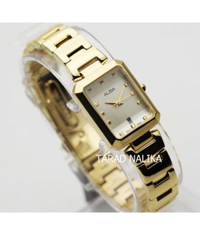 นาฬิกา ALBA modern lady AH7Q86X1 (gold)