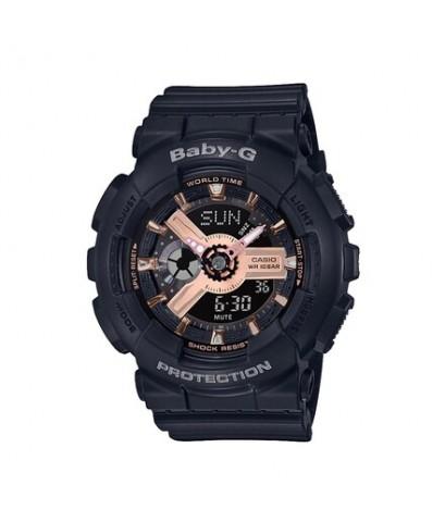 นาฬิกา CASIO Baby-G BA-110RG-1ADR (ประกัน cmg)