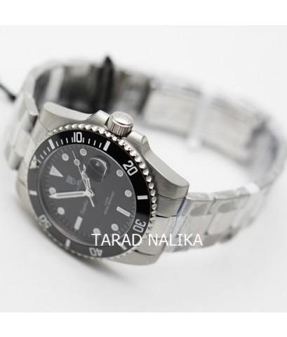 นาฬิกา Olym pianus sapphire submariner 899831G1-616 New Size 40 mm ขอบเซรามิค