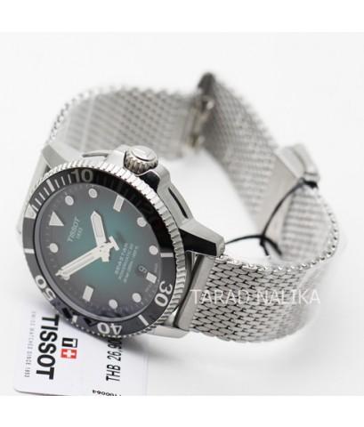 นาฬิกา TISSOT SEASTAR 1000 POWERMATIC 80 T120.407.11.091.00