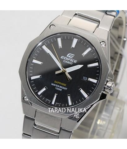นาฬิกา CASIO EDIFICE Sapphire EFR-S108D-1AVUDF (ประกัน cmg)