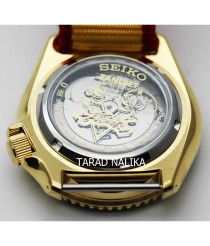 นาฬิกา SEIKO 5 Sports Automatic Street Fighter V SRPF24K1 limited edition 9,999 pieces