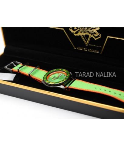 นาฬิกา SEIKO 5 Sports Automatic Street Fighter V SRPF23K1 limited edition 9,999 pieces