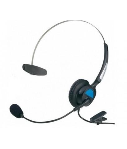 หูฟัง Callcenter รุ่น KJ-97 ( ไมค์ + หูฟังข้างเดียว )