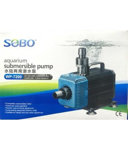 ปั้มน้ำ Sobo WP-7200