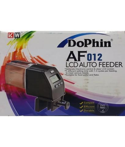 เครื่องให้อาหารปลาอัตโนมัติ Dophin AF 012