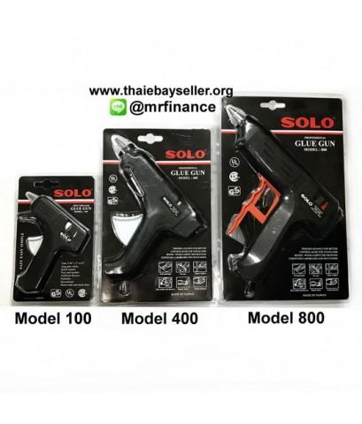 ปืนยิงกาวไฟฟ้า SOLO Glue Gun Model : 800 ของใหม่ ของแท้