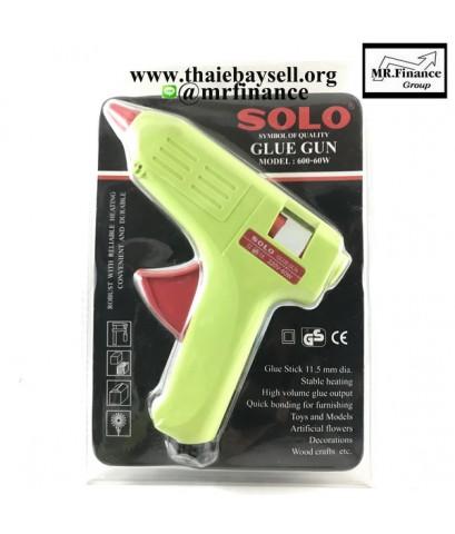 ปืนยิงกาวไฟฟ้า SOLO Glue Gun Model : 600-60W ของใหม่ ของแท้