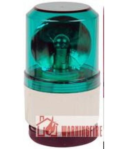 ไฟหมุนฐานแม่เหล็ก 220V, 84mm.(Rotator Warning Light) รุ่น WL-03BM ยี่ห้อ Warningfire