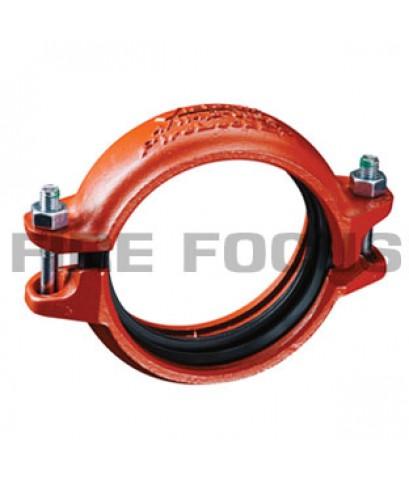 Firelock EZ Rigid coupling Model.S/009N 6inch. UL/FM 365psi.,painted VICTAULIC