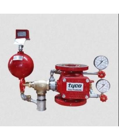 GEM (TYCO) model.AV-1-300 Alarm valve  flange end, UL/FM 300psi.