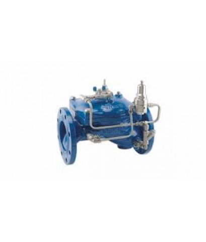 วาล์วปลดปล่อยแรงดันอัตโนมัติ WOG 250 psi.รุ่น WW-430 ยี่ห้อ Bermad