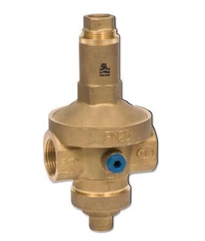 วาล์วลดแรงดันอัตโนมัติ 1.5-7 bar Brass Body รุ่น DPRV-0226 ยี่ห้อ Bermad