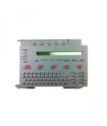 NOTIFIER Keyboard Display Module 80-character display and QWERTY programming keypad model.KDM-R2