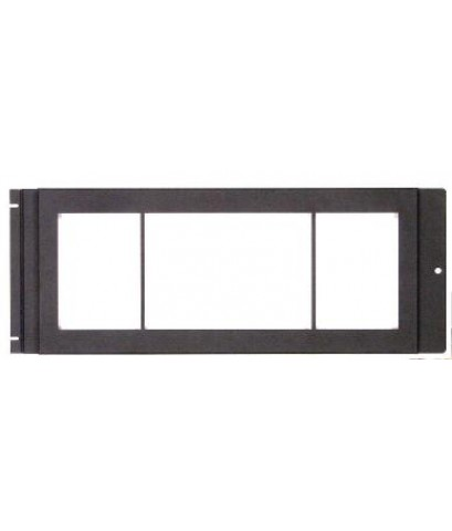 NOTIFIER Dress panel for middle row for CPU2-640 model.ADP2-640