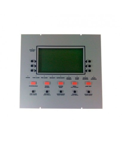NOTIFIER 160 character display annunciator; For use with NFS-3030 model.LCD 160