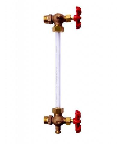 แท่งอะคิลิควัดระดับน้ำมันยาว 2 เมตร(ไม่รวมวาล์ว)