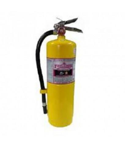 ถังดับเพลิงชนิดผงเคมีแห้งสำหรับดับวัสดุโลหะ Class D ยี่ห้อ Fireman