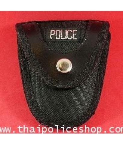 ซองกุญแจมือ POLICE