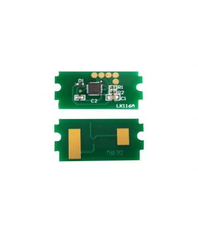 ชิพตลับหมึกสี CHIP KYOCERA MITA ECOSYS M8124/8130 (TK8110) BK 12K/CMY 6K