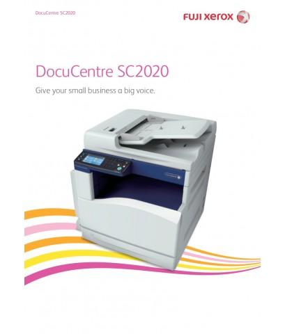 Fuji Xerox รุ่น  DocuCentre SC2020