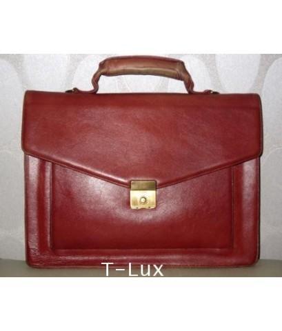 กระเป๋าเอกสาร สีแทน (ออเดอร์จากยุโรป)