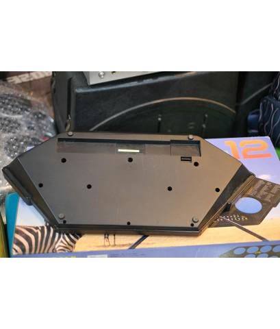 YAMAHA DD-12 กลองไฟฟ้า/กระทัดรัด/พกพา ลำโพงในตัว ตีเซฟได้ ไม้กลอง/ฟุตKick/คู่มือ/AC MADEinJAPAN