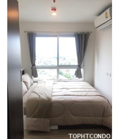 คอนโด ชีวาทัย เพชรเกษม 27 ให้เช่าห้องแบบ 1 ห้องนอน ขนาด 26 ตร.ม. ชั้น 19 วิวสระว่ายน้ำ