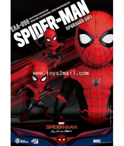 [PRE-ORDER] : Egg Attack Action EAA-099 : SPIDER-MAN (UPGRADED SUIT) [1]