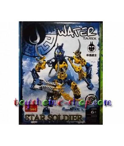 lego ราคาถูก หุ่นไบโอนิเคิล เลโก้จีน star soldeir 9002