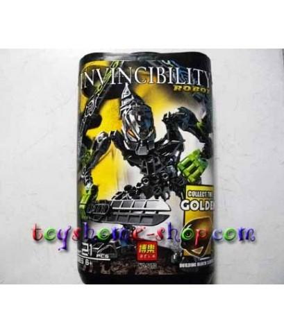 lego ราคาถูก หุ่นไบโอนิเคิล Star soldier ชุด NEW INVINCIBILITY แบบที่4(9873)