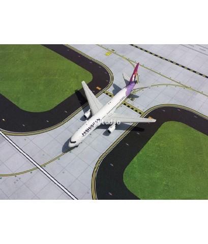 1:400 AIRPORT TERMINAL อาคารสนามบินสำเร็จรูปพร้อมสะพานเทียน 7 อัน