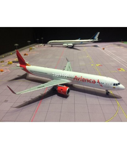 GEMINI JETS 1:200 Aviaca A321neo N759AV G2700