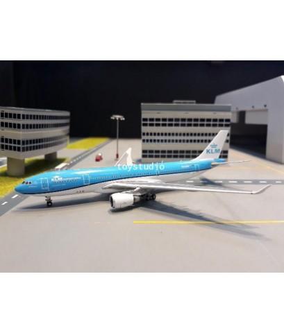 GEMINI JETS 1:400 KLM A330-200 PH-AOM GJ1874