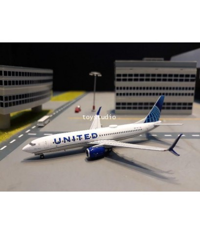 GEMINI JETS 1:400 United 737-800S N37267 GJ1803