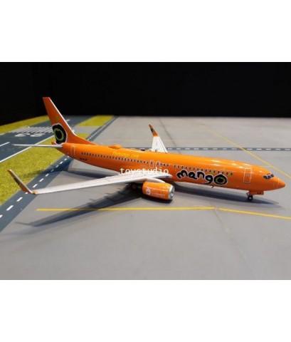 INFLIGHT 1:200 Mango 737-800 ZS-SJP IF738JE0419