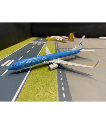 Gemini Jets 1:200 KLM 737-900 PH-BXP KLM 100 G2924