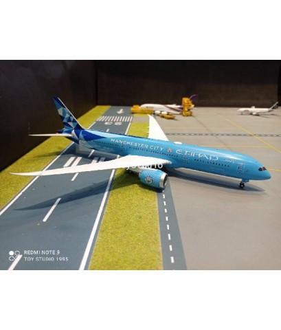 JCWings 1:200 Etihad 787-9 Manchester City A6-BND EW2789008
