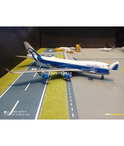 Gemini Jets 1:200 AirBridgeCargo 747-400ERF VP-BIM G2934